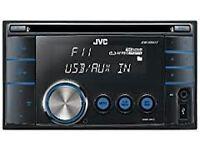 Car Stereo JVC KW-XR411