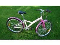 Btwin girls bike