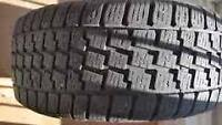 barely used winter tires