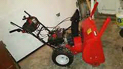 Wanted.... 13.5-15.5 hp snowblower