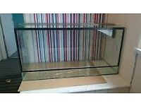 Brand new full 3ft glass vivarium CAN DELIVER available