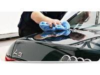 Car Valetor/Cleaner....Part-time....Newtownards/Comber Area