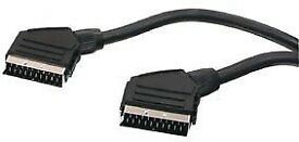 Scart to Scart Cable/Lead 1.5m
