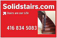 Stairs-Oak stairs custom installation from:$998.00