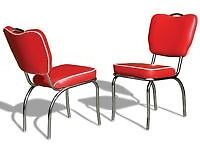WANTED - American Retro Style Diner Chairs - Can collect from most areas