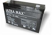 6V 10AH Battery