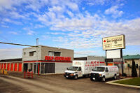 Brantford's Original Self Storage! Units Starting at $25.00