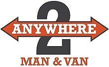 2 team Man and Van removals service