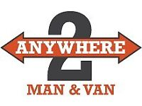 2 team Man and Van removals service
