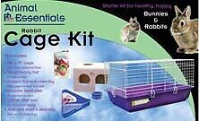 Rabbit Cage for sale with extras