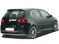 Mk5 golf parts wanted