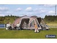 3 DAYS ONLY! Outwell Kensington 4 person Tent BNIB with OPTIONAL extras