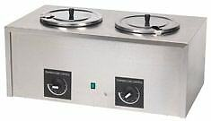 Gold medal 4211C High Output Caramel Apple Dip Warmer
