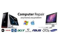 Professional Laptop and Desktop repair for only a £29 Flat Fee