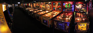 In house pinball repair KW area