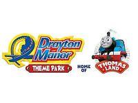 Drayton Manor/ thomas land and zoo