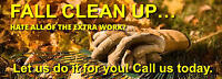 Fall Clean Ups and Snow Clearing Services