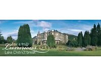 Lake District Hotel - KP and Room Attendant required - Full time, live in accommodation available.