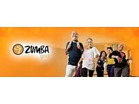 Zumba Gold Exercise Class 50+