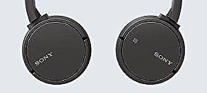 Sony MDR-ZX220BT On-Ear Bluetooth Headphones - Black Wireless