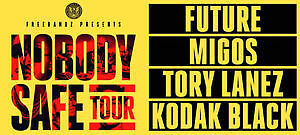 Future: Nobody Safe Tour Tickets