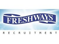 Warehouse Operatives / Vehicle Loader / Pickers