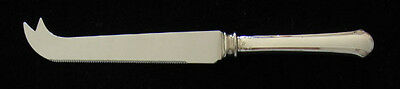 TOWLE CHIPPENDALE STERLING CHEESE/BAR KNIFE Towle Bar