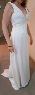 Belladonna Wedding dress size 12