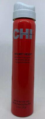 CHI Helmet Head Extra Firm Hair Spray 2.6 oz Travel Size Hairspray NEW Head Extra Firm Hair Spray