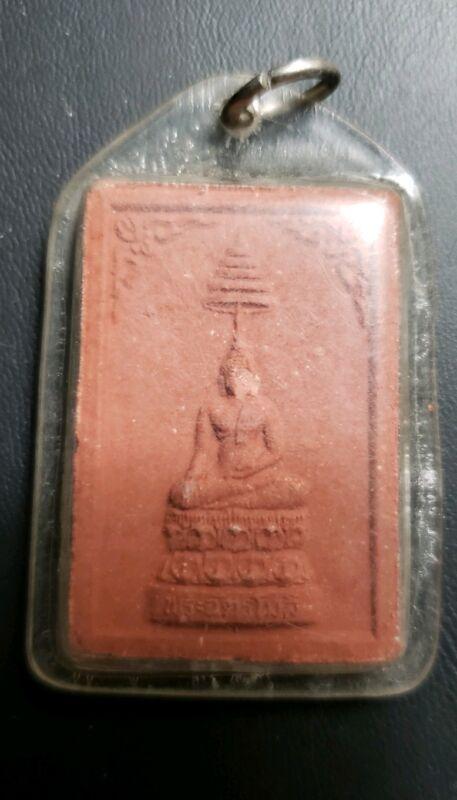 THAI BUDDHA TEMPLE AMULET