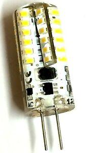 led jc bulb 12 volt low voltage 3 watt landscape lights ac dc new