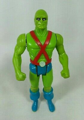 Vintage DC Comics Super Powers MARTIAN MANHUNTER Action Figure Kenner 1985