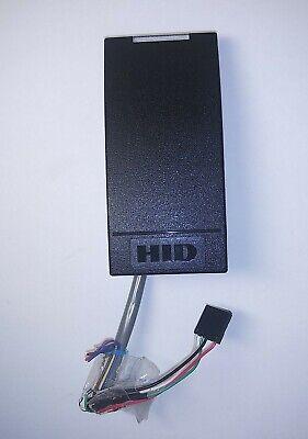 Hid Proximity Card Reader Model E4662