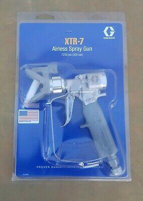 Graco Xtr-7 Industrial Airless Spray Gun7250 Psi Heavy Duty Paint Sprayer