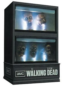 The walking  dead seasons 1-5 limited edition box sets