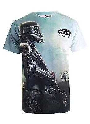 STAR WARS  T-Shirt - Rogue One - Imperial Deathtrooper - XL - NEU