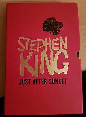 Just After Sunset - RARE UK Limited 1ST EDITION - No 181 of 500 Inc DVD