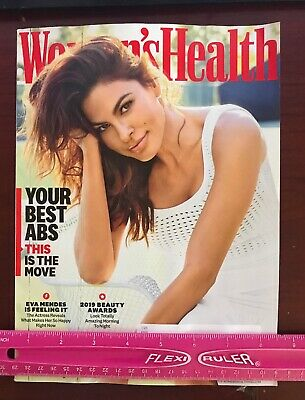 Womens Health Magazine - womens health magazine may 2019 Your best abs