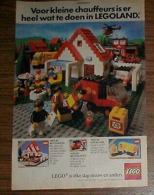LEGO® 2x City Briefkasten 4345apx1 9360 6362 1065 4554 6372 6622 6374 6651 K167