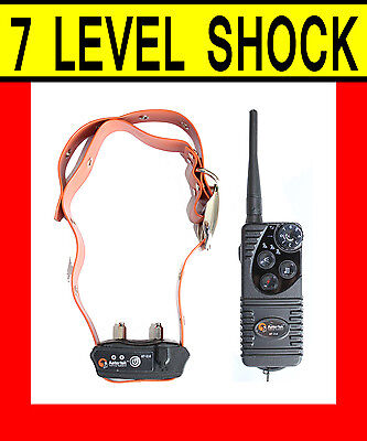 New Aetertek 400 Yard Electric Remote Rechargeable Dog Training Shock Collar on Rummage