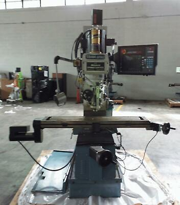 Swi Proto Trak Smx Dpmsx2 Cnc Mill