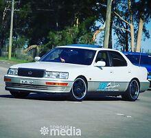 1992 Lexus ls400 v8 sedan Penrith Penrith Area Preview