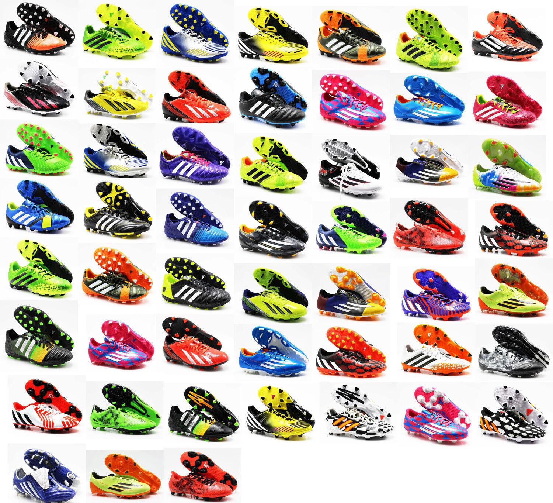 adidas Fußballschuhe vers Modelle