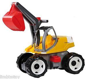Sitzbagger von LENA bis 50 kg belastbar mit Tüv, Sandbagger, Bagger 02016 Neu