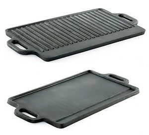 Double Burner Griddle Ebay