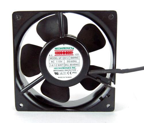 Axial Fan Mechatronics UF12A12-BWHNS - 10041898
