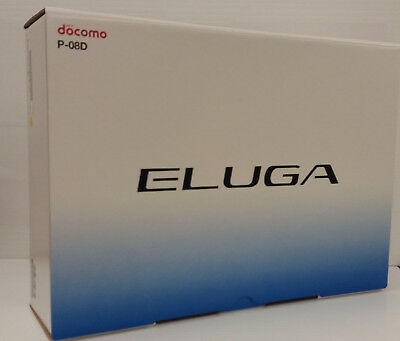 "Panasonic Eluga Live P-08D 10.1"" 16GB WiFi Android Waterproof Tablet Gold NEW"