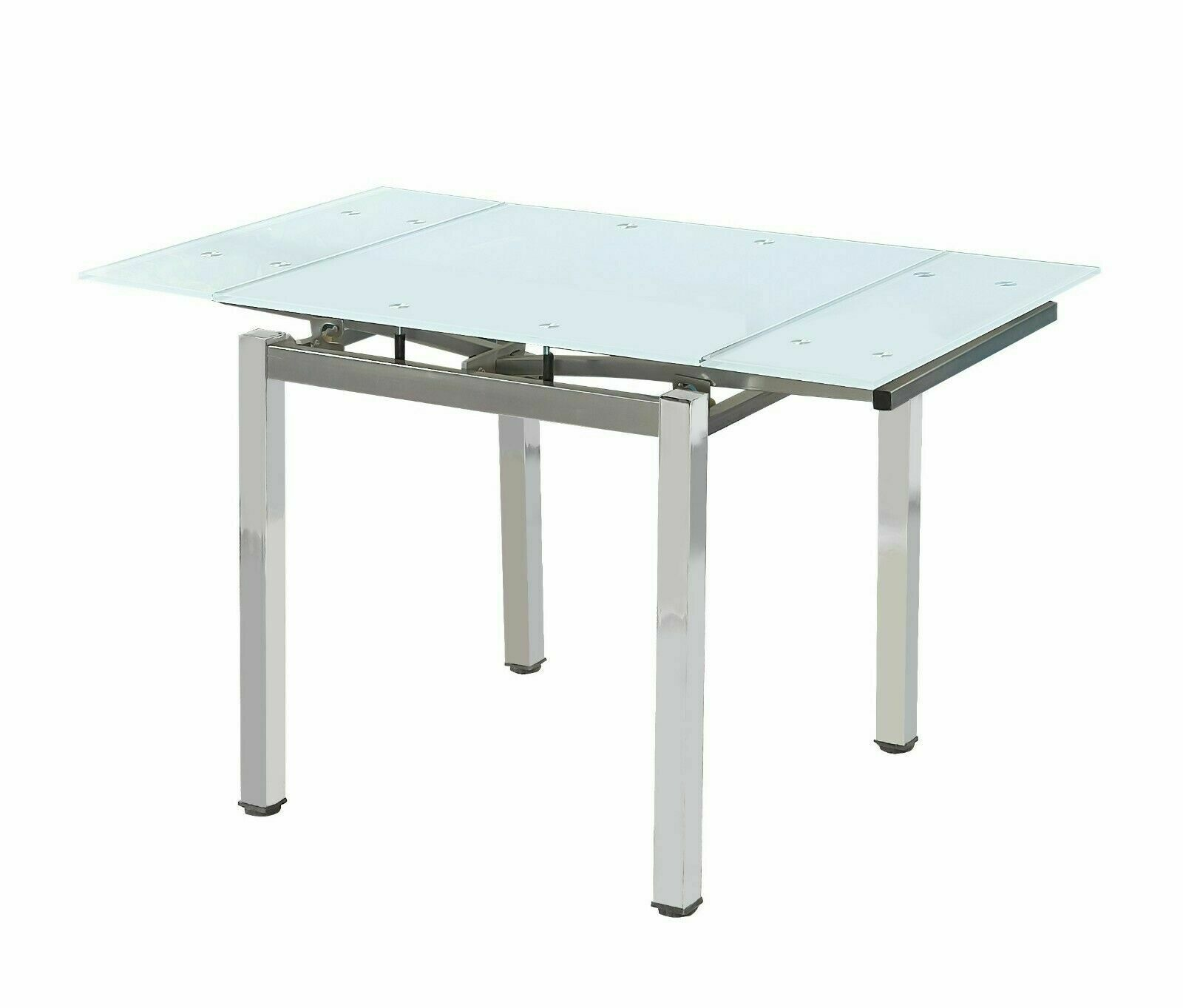 Picture of: Extending Glass Dining Tables Ebay