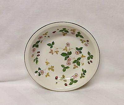 Wedgwood Wild Strawberry Oven To Table Earthenware Coupe Soup Or Cereal Bowl