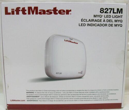NIB Lift Master 827LM MYQ LED Light (1500 Lumens) for 8500W 8500 3900 3800